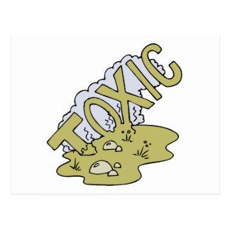 Toxic Postcard