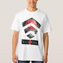 Toxic Rebel | Poison Mushroom T-Shirt