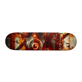 toxic skateboard deck