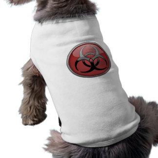 Toxic Symbol Pet Clothes