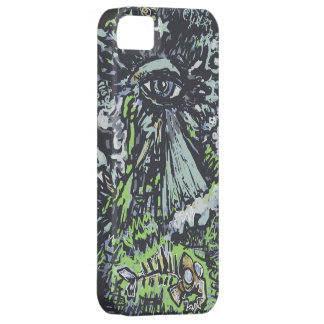 Toxic Tears, Graphic Art Case For iphone4
