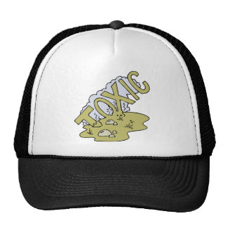 Toxic Trucker Hat