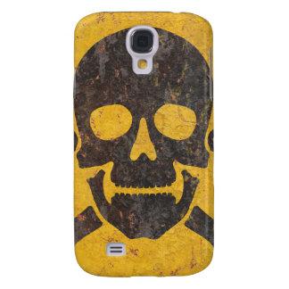 Toxic Warning Sign Samsung Galaxy S4 Cover