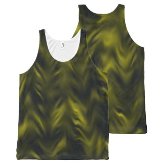 Toxic Waste All-Over-Print Tank Top