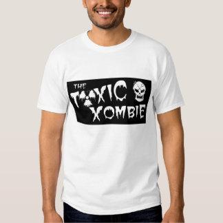 Toxic Xombie Banner tee