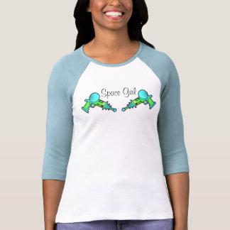 TÓXICO 86 - Camisa del chica del espacio