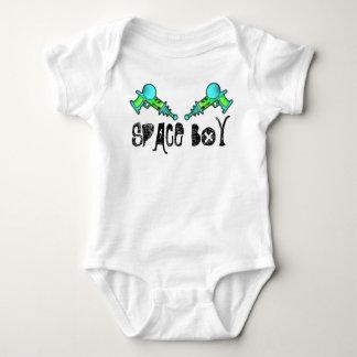 TÓXICO 86 - Muchacho del espacio Body Para Bebé