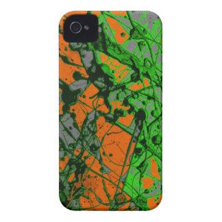 tóxico Case-Mate iPhone 4 protector