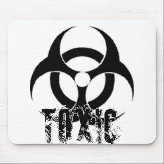 tóxico alfombrilla de ratón