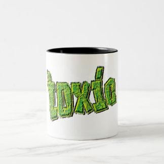 tóxico taza de café