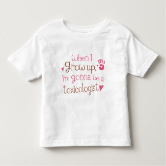 Toxicologist (Future) Infant Baby T-Shirt