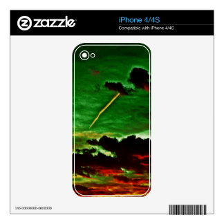 Toxiskyity Phone Skin iPhone 4 Skins