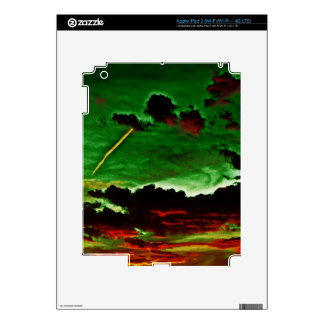 Toxiskyity Tablet Skin Skins For iPad 3