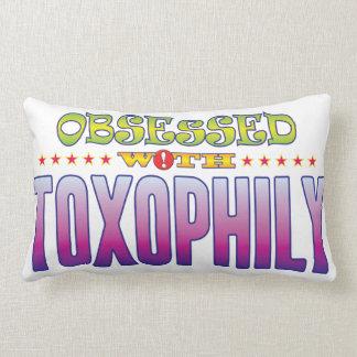 Toxophily 2 obsesionado almohadas