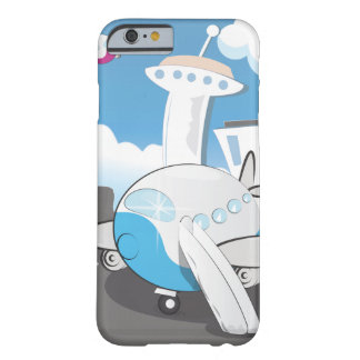 Toy Airplanes Barely There iPhone 6 Case