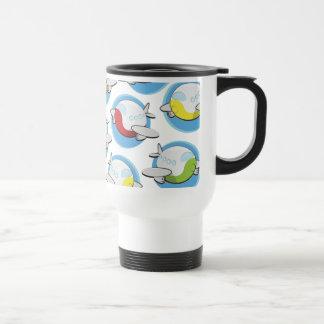 Toy Airplanes Coffee Mug