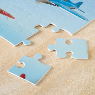 Toy Airplanes Puzzle
