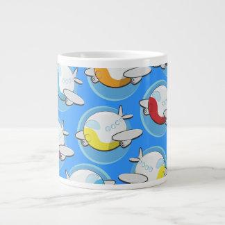 Toy Airplanes Extra Large Mug