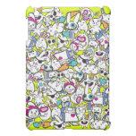 toy_art_bunny_stamp_II_by_mariliawonka iPad Mini Cover