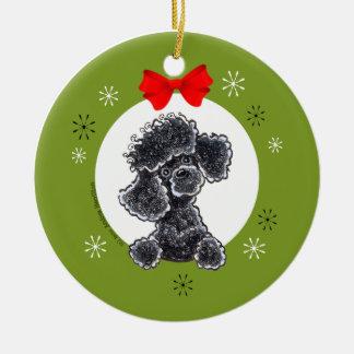 Poodle Ornaments & Keepsake Ornaments | Zazzle