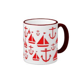 Toy Boat Coffee Mugs