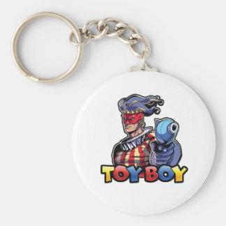 Toy Boy Key Chain