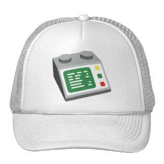 Toy Brick Computer Console Trucker Hat