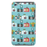 Toy Cameras (Blue) iPod Touch Case-Mate Case