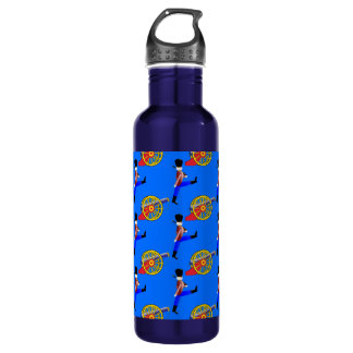 Toy Canon Toy Soldier patterned 24oz Water Bottle