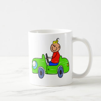 toy car coffee mug