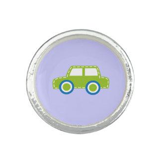 Toy Car Photo Ring