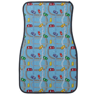 Toy Car Track Front Car Mat