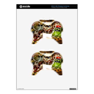 """""""Toy cars"""" Xbox 360 Controller Skins"""