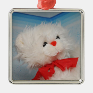 Toy cat ornament