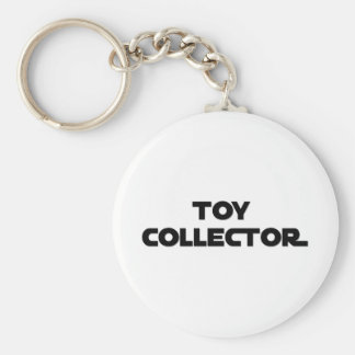 Toy Collector (Science Fiction) Keychain