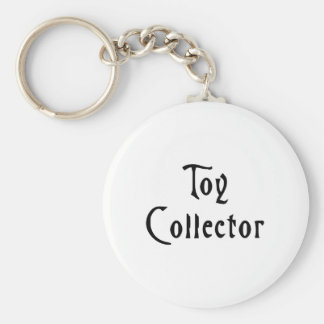 Toy Collector (Spooky, Horror) Keychain
