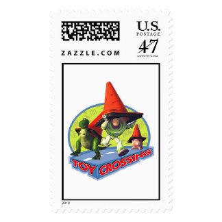Toy Crossing Disney Postage