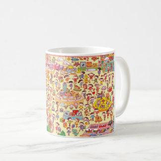 Toy department coffee mug
