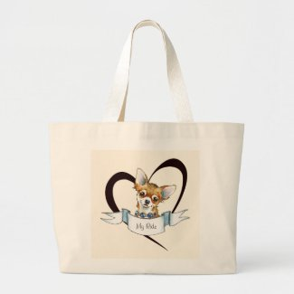 Toy Dog Tote Bag Ride Carrier