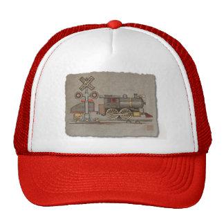 Toy Electric Train Trucker Hat
