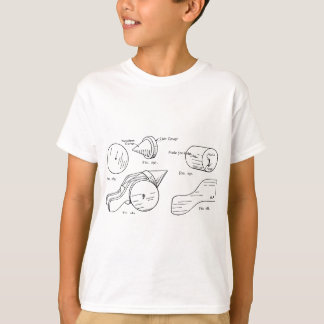 Toy Firework Schematic T-Shirt