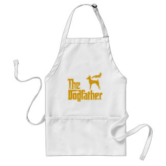 Toy Fox Terrier Apron