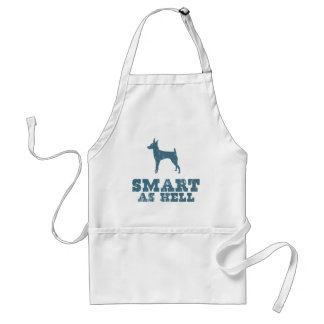 Toy Fox Terrier Aprons