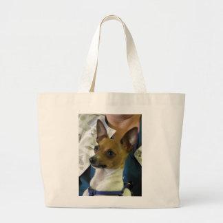 Toy Fox Terrier Bag