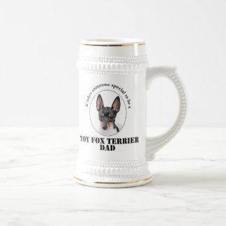 Toy Fox Terrier Dad Stein