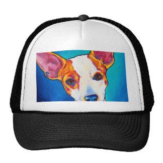 Toy Fox Terrier Trucker Hat