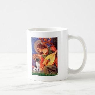 Toy Fox Terrier - Mandolin Angel Coffee Mug