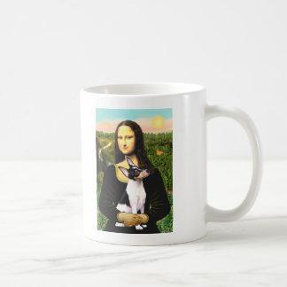 Toy Fox Terrier - Mona Lisa Classic White Coffee Mug