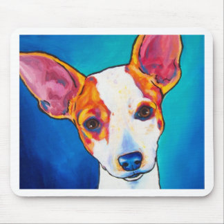Toy Fox Terrier Mouse Pad