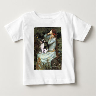 Toy Fox Terrier - Ophelia Seated Baby T-Shirt